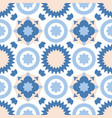tile pastel decorative floor tiles pattern vector image