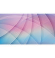 soft blue and pink abstract sunset background vector image vector image