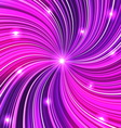Purple abstract background with glow vector image vector image