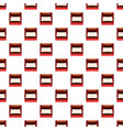 scene cinema pattern vector image vector image
