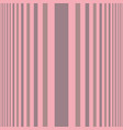 vertical gray and pink shades stripes print vector image vector image