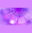 abstract background of concentric circular vector image vector image