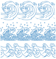 Seamless wave vector | Price: 1 Credit (USD $1)