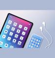 Social media mobile application icons creative ui