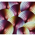 Rainbow abstract pattern vector image