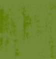 green grunge texture vector image vector image