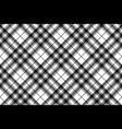 pride of scotland tartan check plaid pixel vector image