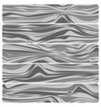 five wooden boards vector image