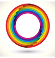 Rainbow icon vector | Price: 1 Credit (USD $1)