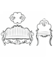 Imperial Royal Set vector image vector image