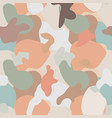 abstract seamless pattern in modern simple style vector image