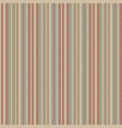 retro striped background seamless texture vector image vector image