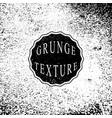 grunge texture distressthe template vector image vector image