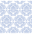 Damask luxury pattern vector image vector image