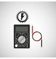 electrical power icon vector image