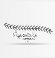 logo tractoragricultural company life grain vector image