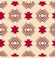 tribal southwestern native american navajo pattern vector image vector image