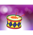 A percussion instrument vector image vector image