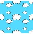 CloudsPattern vector image