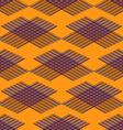 Geo pattern6 vector image vector image