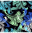 seamless pattern in cool vector image vector image