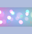 stock defocused bokeh photo vector image vector image