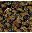 Oriental traditional seamless pattern vector image vector image
