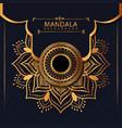 Ornament style luxury mandala background