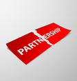 partnership Stock vector image