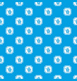 big sale sticker pattern seamless blue vector image vector image
