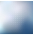 Many white plus on a blue gradient background vector image vector image