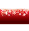 template of a christmas vector image vector image