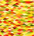 Triangle Abstract Background vector image vector image