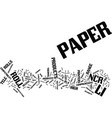tele paper produces a comprehensive range of ncr vector image vector image