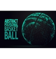 Abstract BASKET BALL vector image vector image