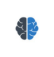 Brain related glyph icon