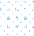 dream icons pattern seamless white background vector image vector image