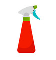 pulverizer icon on white background vector image vector image