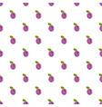 plum pattern seamless vector image vector image