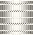 black and white repeat design for decor vector image vector image