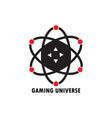 gaming universe vector image