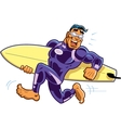 Surfer Dude vector image