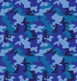 Fashionable camouflage pattern vector image