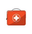 First aid kit vetor icon vector image