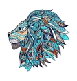 Lion Colored vector image vector image