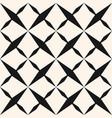 ornamental grid seamless geometric pattern vector image