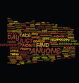 find anyone text background word cloud concept vector image vector image