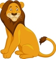 Lion Cartoon vector image vector image