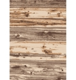 Old wood texture background vector image vector image
