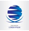 Logo sphera 008 vector image vector image